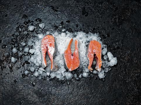 Recipe「Salmon steaks」:スマホ壁紙(4)