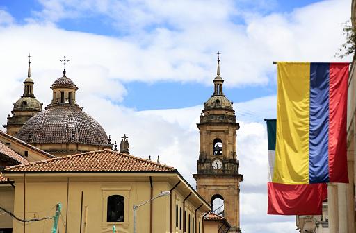 Cathedral「Primatial Cathedral of Bogota」:スマホ壁紙(9)