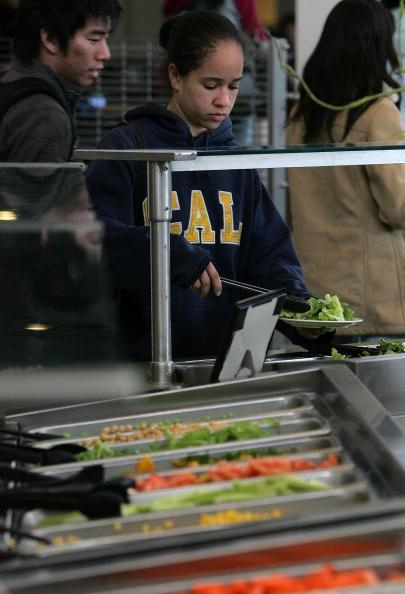 Salad「UC Berkeley Unveils Nation's First Organic Food Service」:写真・画像(1)[壁紙.com]