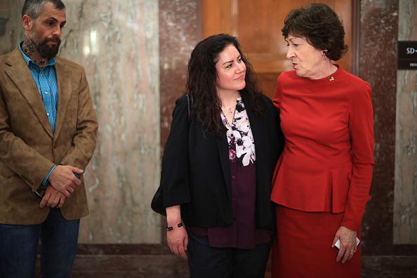 Finance and Economy「Mother Of Officer Brian Sicknick Meets With GOP Senators On Capitol Hill」:写真・画像(14)[壁紙.com]