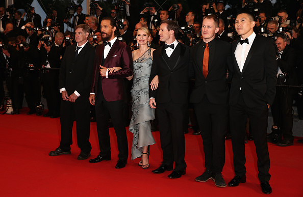 """Chris Sparling「""""The Sea Of Trees"""" Premiere - The 68th Annual Cannes Film Festival」:写真・画像(12)[壁紙.com]"""