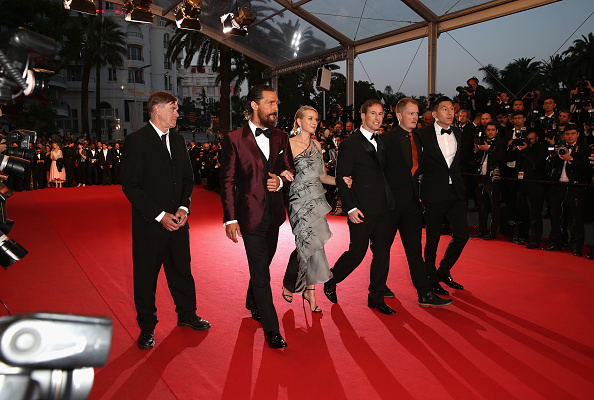"""Chris Sparling「""""The Sea Of Trees"""" Premiere - The 68th Annual Cannes Film Festival」:写真・画像(2)[壁紙.com]"""