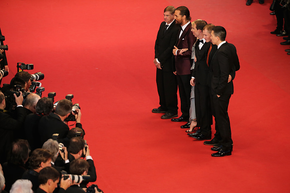 """Chris Sparling「""""The Sea Of Trees"""" Premiere - The 68th Annual Cannes Film Festival」:写真・画像(15)[壁紙.com]"""