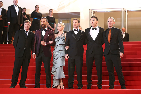 """Chris Sparling「""""The Sea Of Trees"""" Premiere - The 68th Annual Cannes Film Festival」:写真・画像(19)[壁紙.com]"""