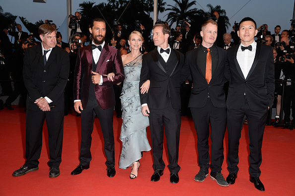 """Chris Sparling「""""The Sea Of Trees"""" Premiere - The 68th Annual Cannes Film Festival」:写真・画像(16)[壁紙.com]"""