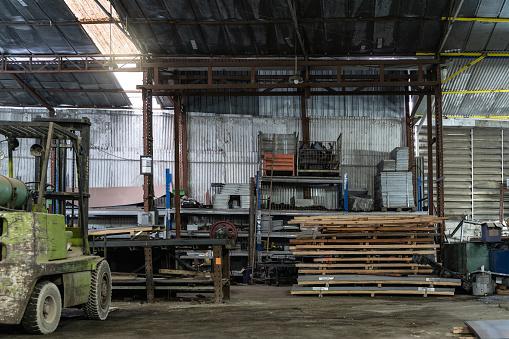 Mill「Metallurgical Industry」:スマホ壁紙(5)