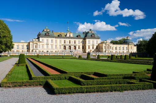 Castle「Drottningholm Palace (Sweden)」:スマホ壁紙(15)