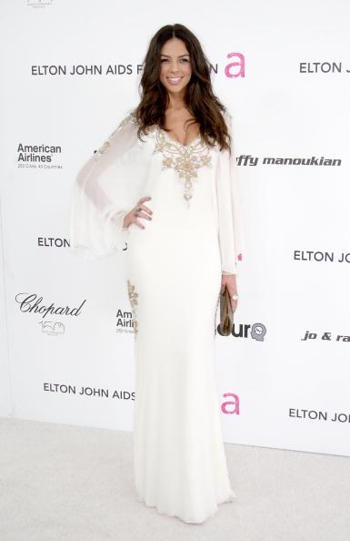 Chiffon「18th Annual Elton John AIDS Foundation's Oscar Viewing Party - Arrivals」:写真・画像(19)[壁紙.com]