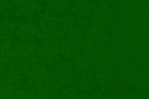 Christmas Decoration「Christmas Paper Texture Background with Green and White Snowflakes」:スマホ壁紙(10)