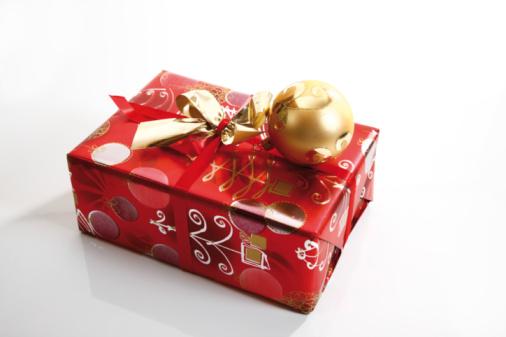Christmas Paper「Christmas present」:スマホ壁紙(3)