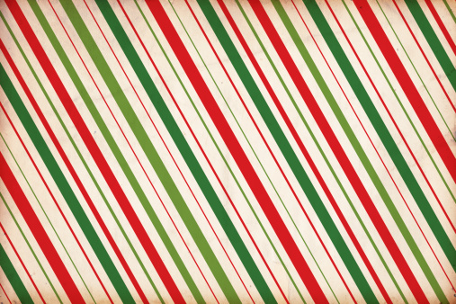 Striped「Christmas Paper Background」:スマホ壁紙(17)