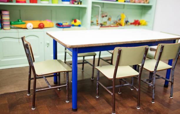 Elementary school classroom:スマホ壁紙(壁紙.com)