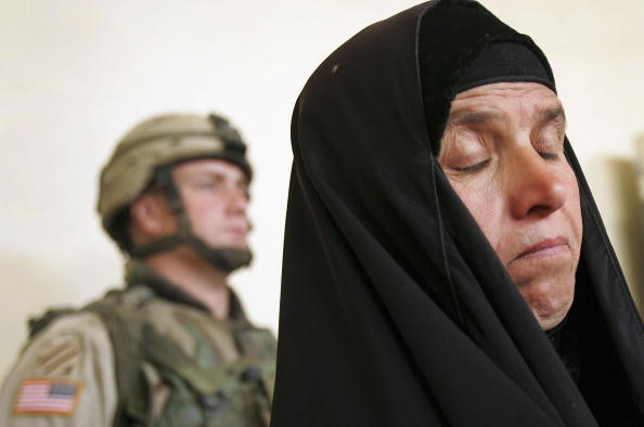 Effort「IRQ: Memorial For Iraqis Killed In Dujail During Saddam Hussein's Regime」:写真・画像(3)[壁紙.com]