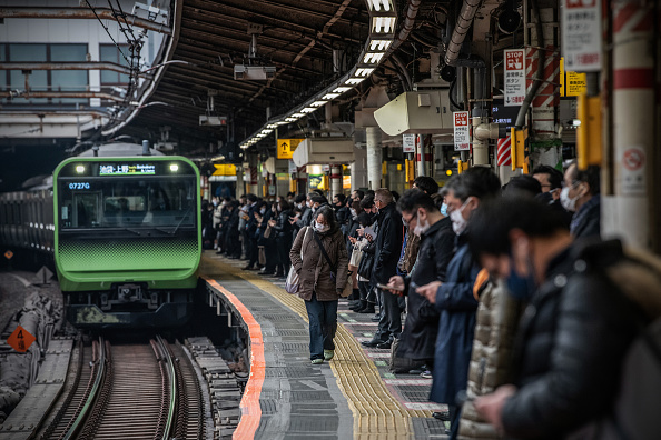 Mode of Transport「Coronavirus Cases Fluctuate In Tokyo Amid Second State Of Emergency」:写真・画像(13)[壁紙.com]