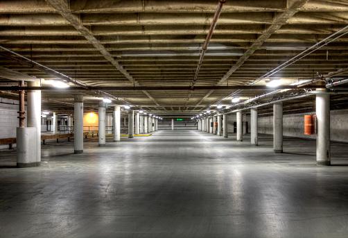 Garage「Dark Underground Garage」:スマホ壁紙(0)