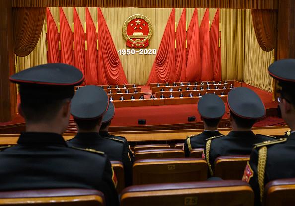 Diplomacy「China Marks 70th Anniversary Of Entry Into Korean War」:写真・画像(15)[壁紙.com]