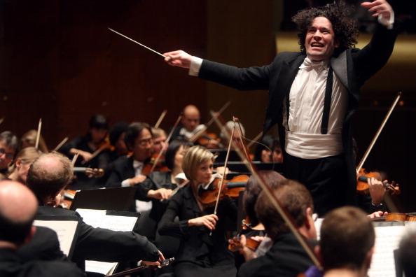 Musical Conductor「Gustavo Dudamel」:写真・画像(17)[壁紙.com]