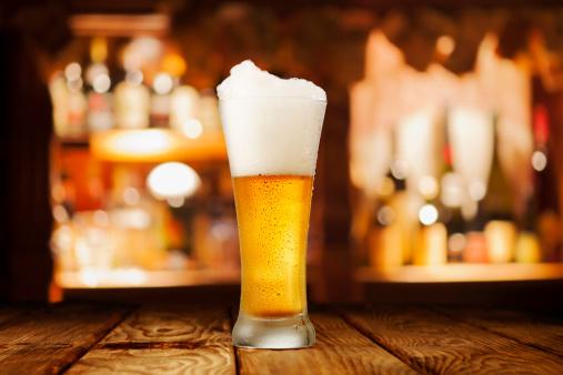 Bar Counter「Beer」:スマホ壁紙(16)