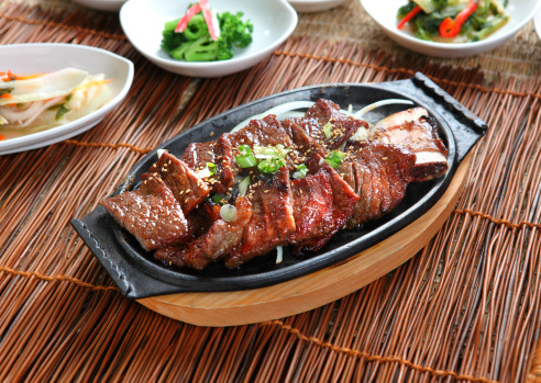Beef「Galbi」:スマホ壁紙(6)