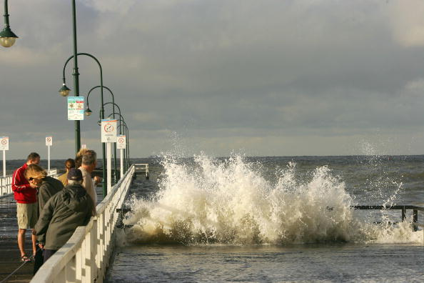 Overcast「Melbourne Receives Heaviest Rainfall On Record」:写真・画像(11)[壁紙.com]