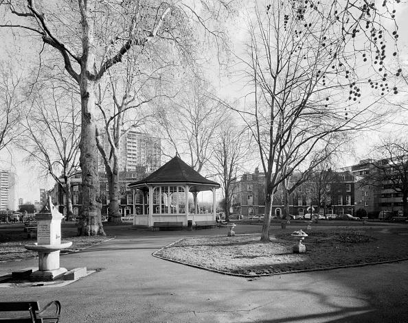 General View「Northampton Square Garden」:写真・画像(16)[壁紙.com]