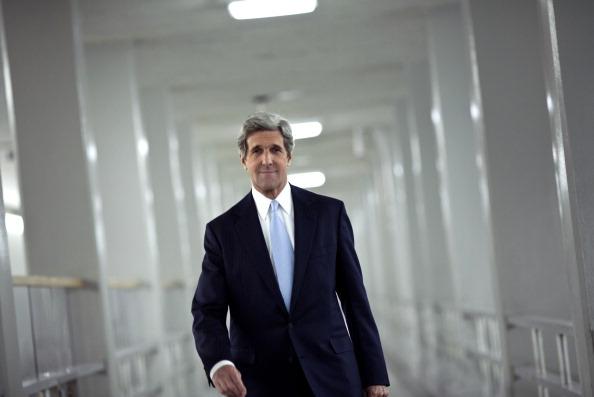 John Kerry「Senate Convenes On A Sunday, Debates START Treaty」:写真・画像(12)[壁紙.com]
