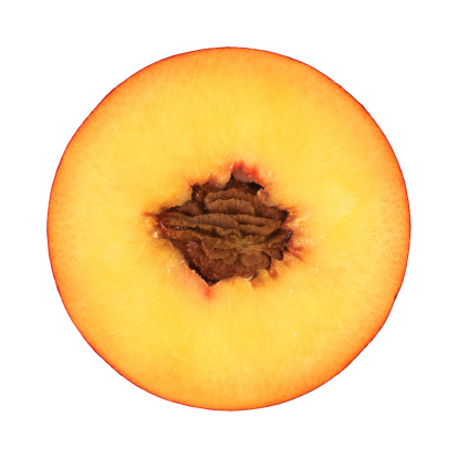 Seed「Peach portion on white」:スマホ壁紙(9)
