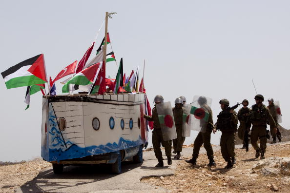 Model - Object「Replica Aid Flotilla Used In Israeli Barrier Protest」:写真・画像(12)[壁紙.com]