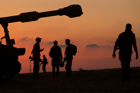 Army Soldier「Israeli Troops Are Deployed To The Border With Gaza」:写真・画像(18)[壁紙.com]