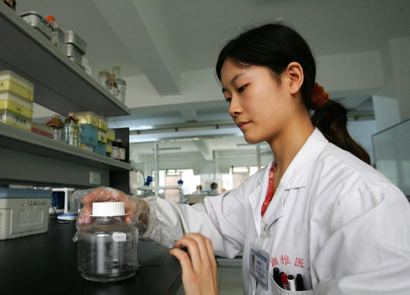 Chinese Culture「Chinese Scientists Work At National Lab Of Medical Genetics Of China」:写真・画像(10)[壁紙.com]