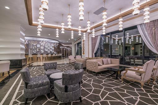 Motel「Building Lobby bar」:スマホ壁紙(16)