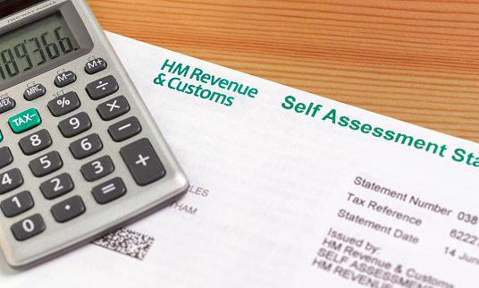 Tax「Self assessment Tax Form」:スマホ壁紙(5)