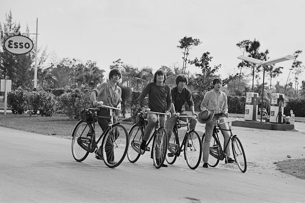 Assistance「The Beatles Film Help! In The Bahamas」:写真・画像(9)[壁紙.com]