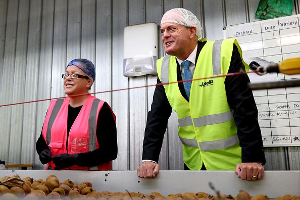 Kiwi「Opposition Leader Todd Muller Media Opportunity」:写真・画像(15)[壁紙.com]