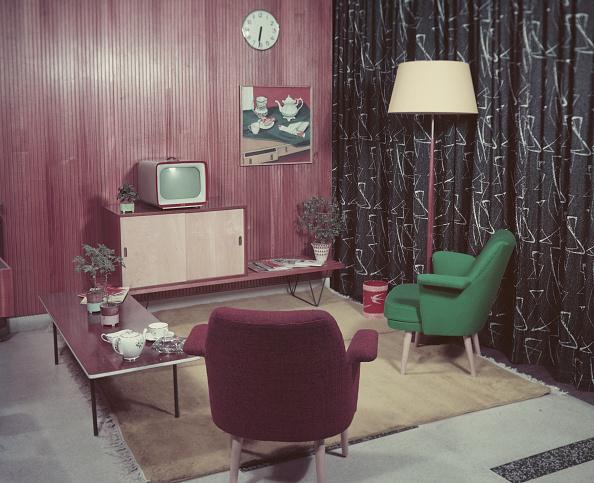 Living Room「1950s Sitting Room」:写真・画像(1)[壁紙.com]