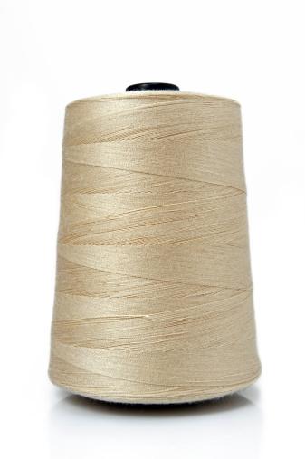 Sewing「A big spool of gold sewing thread」:スマホ壁紙(15)