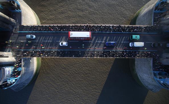 Tourism「New Glass Flooring Across Tower Bridge's High-Level Walkways」:写真・画像(8)[壁紙.com]