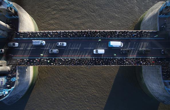 Tourism「New Glass Flooring Across Tower Bridge's High-Level Walkways」:写真・画像(6)[壁紙.com]