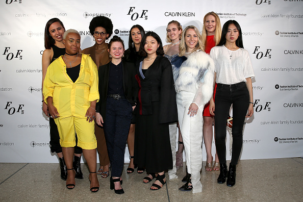 Bennett Raglin「2018 Future Of Fashion Runway Show At The Fashion Institute Of Technology - Arrivals」:写真・画像(1)[壁紙.com]