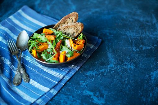 Fine Dining「Pumpkin salad」:スマホ壁紙(4)