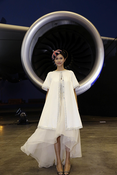 Jessica Hromas「British Airways Launches A380 In Hong Kong With 'Gig On A Wing'」:写真・画像(2)[壁紙.com]