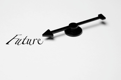 The Way Forward「This way to the future」:スマホ壁紙(8)