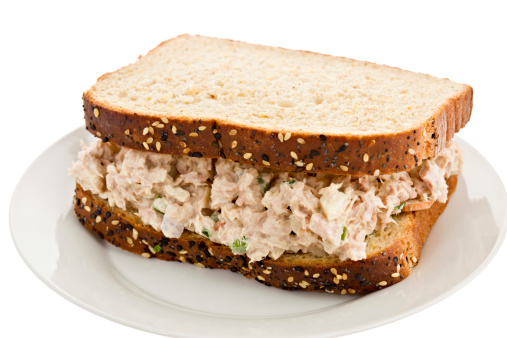 Mayonnaise「Tuna Salad Sandwich」:スマホ壁紙(16)