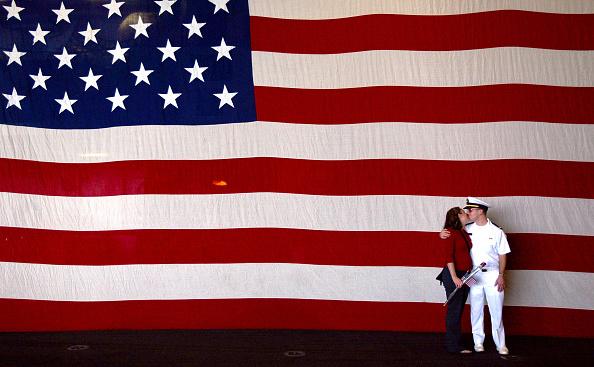 Donald Miralle「U.S. Troops Return From Iraq」:写真・画像(9)[壁紙.com]