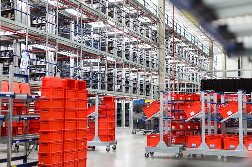 Crate「Large distribution warehouse」:スマホ壁紙(17)