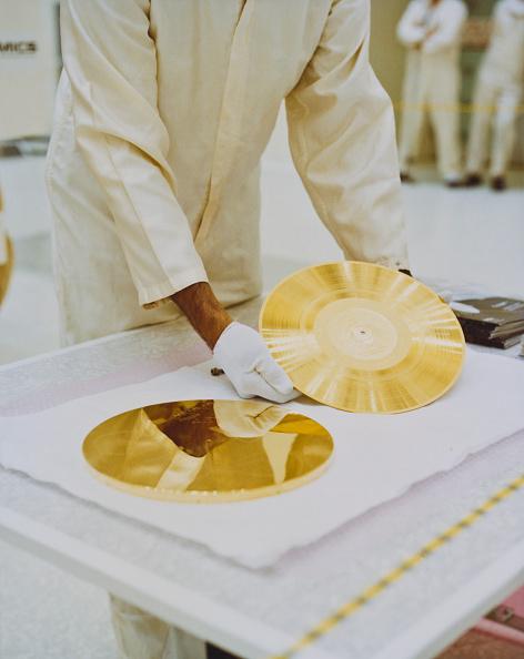 Material「Voyager Golden Record」:写真・画像(12)[壁紙.com]
