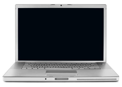 Portability「Lap top computer and a white surface」:スマホ壁紙(16)