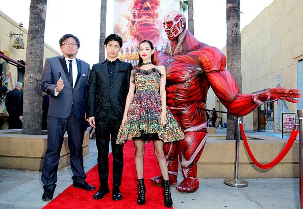 """Attack On Titan「""""ATTACK ON TITAN"""" World Premiere」:写真・画像(0)[壁紙.com]"""