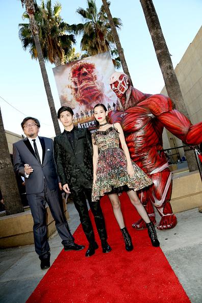 """進撃の巨人「""""ATTACK ON TITAN"""" World Premiere」:写真・画像(9)[壁紙.com]"""