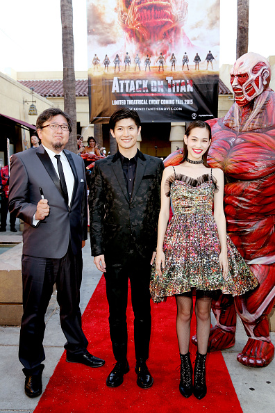 """進撃の巨人「""""ATTACK ON TITAN"""" World Premiere」:写真・画像(8)[壁紙.com]"""
